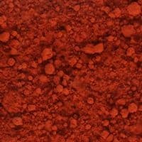 40542 English Red Light Kremer Pigment, 75g plastic container